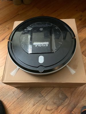 Eyugle Robotic vacuum cleaner for Sale in Chicago, IL