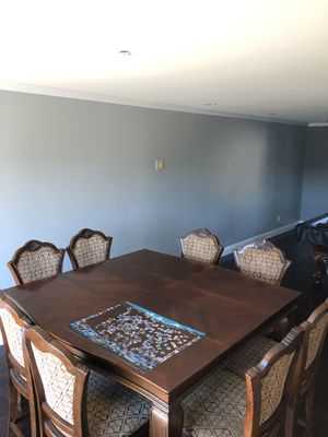 Pub Dining Table and Chairs for Sale in San Diego, CA