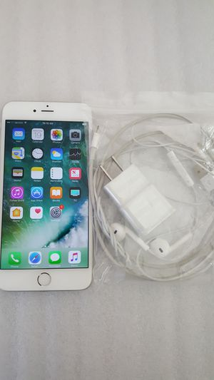 Genuine Apple iPhone 6 Plus 128GB Unlocked T-Mobile MetroPCS 4G LTE 5.5-inch Phone Touch ID for Sale in New York, NY
