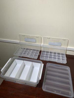 Storage Organizers $5 Each for Sale in Gaithersburg, MD