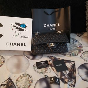 Brand New Chanel Bag comes with box and Authentic Card for Sale in Garland, TX