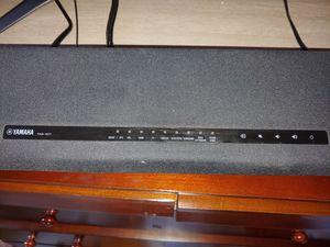 Yamaha Soundbar Yas-107 for Sale in Fairfax, VA
