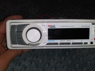 Boos Cd White Radio Bluetooth for Sale in Yardley,  PA