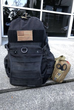 SOG backpack 40L with hip belt PRICE IS FIRM for Sale in Auburn, WA