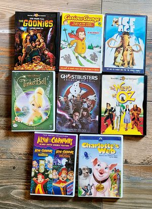8 Kids DVDs for Sale in Austin, TX