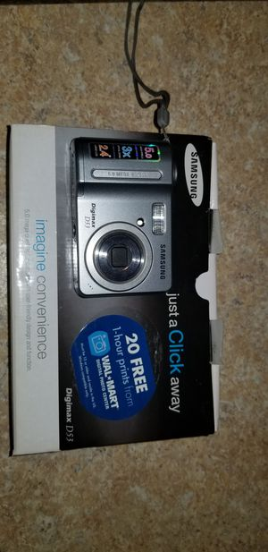Samsung Basic digital Camera spring hilll for Sale in Spring Hill, FL