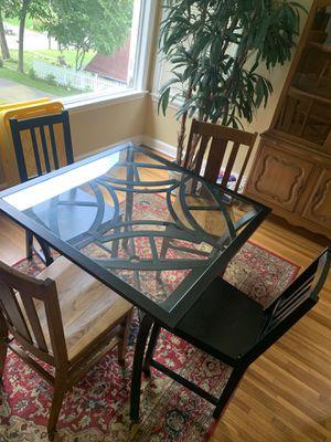 Indoor/Outdoor kitchen table for Sale in Chanhassen, MN