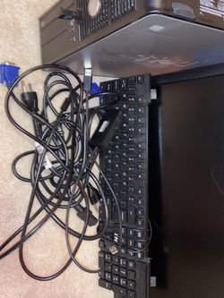 Dell Optiplex With 20-inch Monitor for Sale in Murrieta,  CA