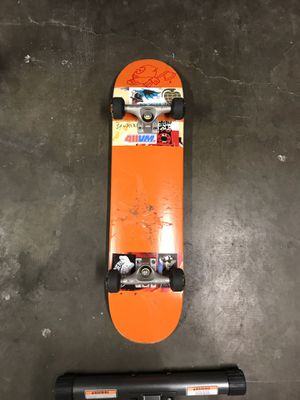 Zero Sandoval Complete Skateboard for Sale in Whittier, CA