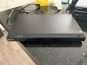 Sony DVD player for Sale in Boca Raton, FL