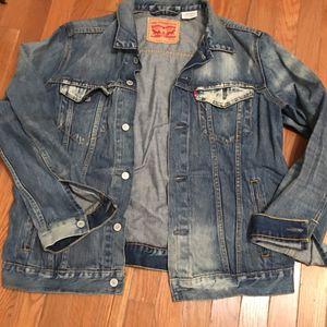 Levi's Denim Jacket XL for Sale in Takoma Park, MD