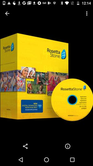 Rosetta Stone English Spanish and any other language for Sale in New York, NY