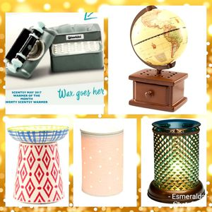 Scentsy warmers NEW!! for Sale in Las Vegas, NV