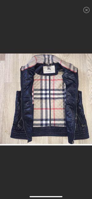 Women Burberry vest 100% authentic size M for Sale in El Paso, TX