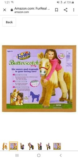 FurReal Friends Butterscotch Pony for Sale in Chandler,  AZ