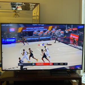 65 Inch Sony Smart TV & Sound System for Sale in Queens, NY