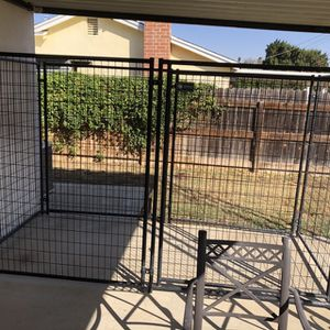 Dog Kennel AKC For Sale 10x10 Or 5x10 for Sale in Riverside, CA