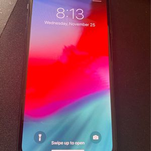 IPhone X Factory Unlocked To Any Carrier 64 GB Excellent Condition for Sale in Virginia Beach, VA