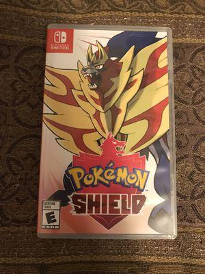 Pokémon Shield| Nintendo Switch Game for Sale in Las Vegas, NV