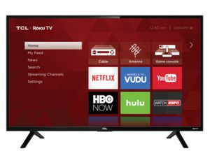 "TCL ROKU TV 32"" for Sale in Darnestown, MD"