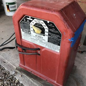 Lincoln Eletric Rod Welder for Sale in Mesa, AZ