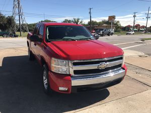 2007 Chevy silverado Texas edition for Sale in Dallas, TX