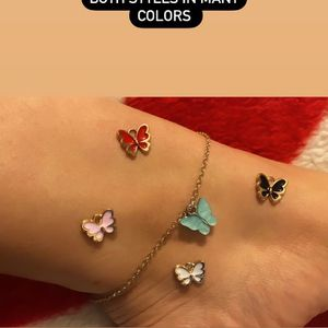 Butterfly Anklet for Sale in Riverside, CA