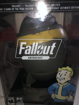 Fallout Anthology for Sale in Portage, MI