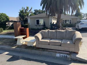 Free sofa for Sale in Los Angeles, CA