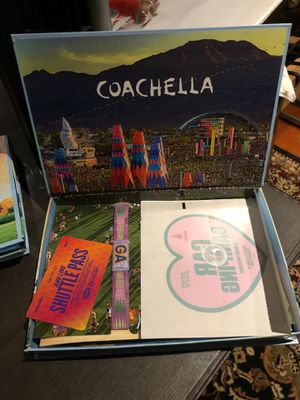 Coachella Weekend 1 for Sale in Los Angeles, CA