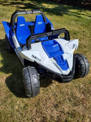 12 volt YAMAHA Battery Powered Kids Car for Sale in Federal Way, WA