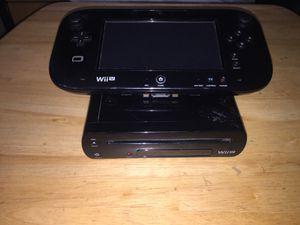 Nintendo Wii U Deluxe Edition for Sale in Santa Clarita, CA