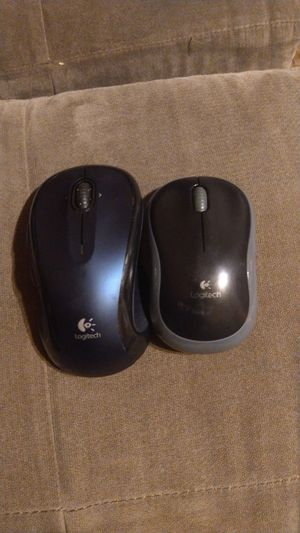 Two wireless Logitech mouses for Sale in Los Angeles, CA