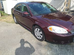2010 Chevy Impala for Sale in Revere, MA