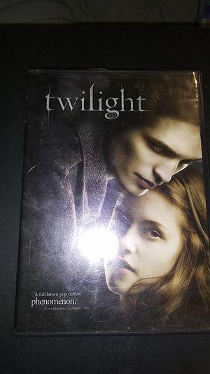 Twilight DVD movie for Sale in Sprouses Corner, VA