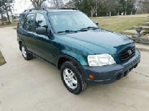 PRICE $6OO Works Clean 2001 Honda CRV for Sale in Washington, DC