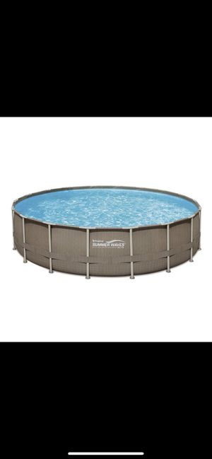 Brand new 18x52 pool for Sale in Loganville, GA