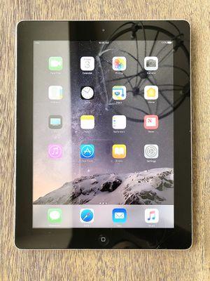 """Apple iPad 4 Wifi 9.7"""" iOS 10 Retina display for Sale in Lynnwood, WA"""