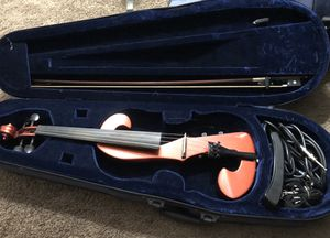 Electric violin. 4/4 Full Size. for Sale in Phoenix, AZ