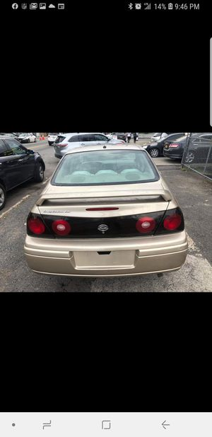 2005 chevy impala for Sale in Irvington, NJ