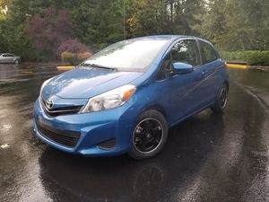 2012 Toyota Yaris low miles for Sale in Lynnwood, WA