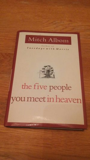 The Five People You Meet In Heaven by Mitch Albom for Sale in Milton, PA