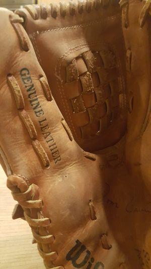 Leather baseball glove for Sale in Chandler, AZ