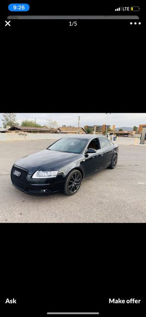 Audi A6 s line Quattro for Sale in Queen Creek, AZ