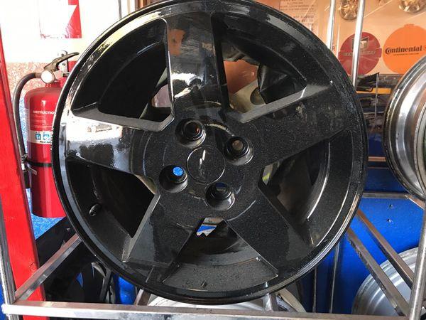2010 Chevy colt bolt wheels