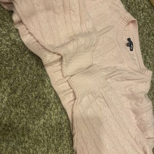 Fashion Nova Pink Cropped Sweater for Sale in Nickerson, KS