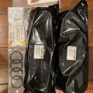 Audi SQ5 Q5 Under Seat Storage Bin and Emblems for Sale in Yorba Linda, CA