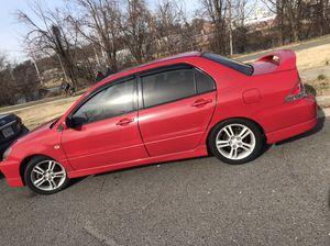 Mitsubishi Lancer ralliart 2004 for Sale in Alexandria, VA