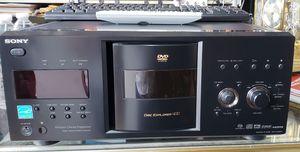 Sony DVPCX995V 400-Disc DVD Mega Changer/Player for Sale in Coram, NY
