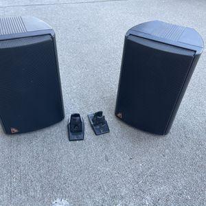 Klipsch Bookcase/Wall Speaker Set for Sale in Anaheim, CA